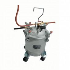 FMT6003/tank 10lt HVLP Pressure Feed pot