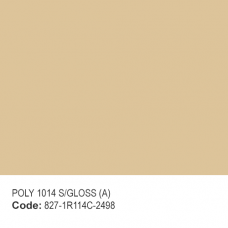 POLYESTER RAL 1014 S/GLOSS (A)