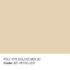 POLYESTER RAL 1015 S/GLOSS MD3 (A)
