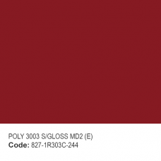 POLYESTER RAL 3003 S/GLOSS MD2 (E)