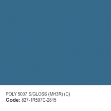 POLYESTER RAL 5007 S/GLOSS (MH3R) (C)